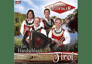 Original Zillertaler - Ein Handschlag,ein Lächeln-  - (CD)