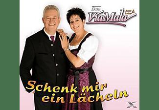 Romy Via Mala Duo, Romy & Lothar Duo Via Mala - Schenk Mir Ein Lächeln  - (CD)