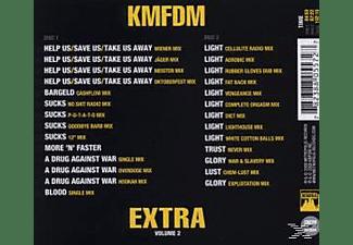 KMFDM - Extra-Vol.2  - (CD)