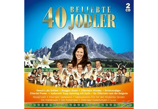 VARIOUS - 40 beliebte Jodler  - (CD)