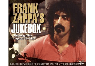 Frank Zappa - Jukebox - The Songs That Inspired The Man  - (CD)