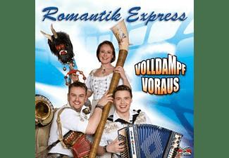 Romantik Express - Volldampf Voraus  - (CD)