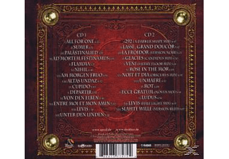 Qntal - Purpurea - The Best Of  - (CD)