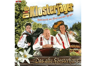 Die Klosterjäger - Das alte Försterhaus  - (CD)