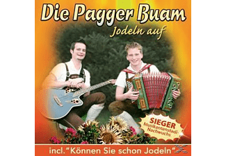 Die Pagger Buam - Jodeln auf  - (CD)