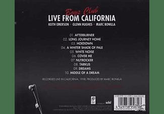 Glenn Hughes, Emerson, Keith / Bonilla, Marc / Hughes, Glenn - Boys Club-Live From L.A.  - (CD)
