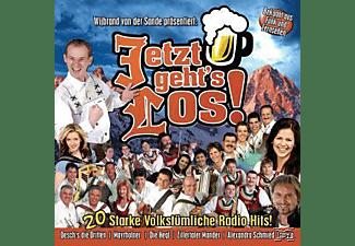 VARIOUS - Jetzt geht's los!  - (CD)