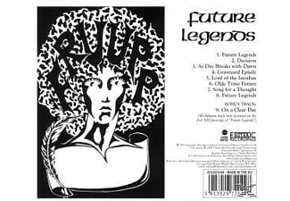 Fruupp - Future Legends (Exp.+Remastert)  - (CD)