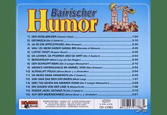 Alfons & Seine Almdudler Bauer - Bairischer Humor  - (CD)