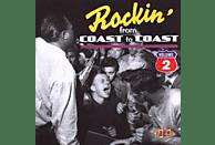 VARIOUS - Rockin' From Coast To Coast Vol.2 [CD]