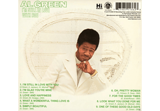 Al Green - I'm Still In Love With You  - (CD)