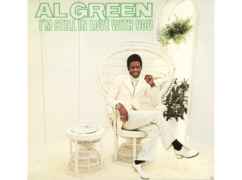 Al Green - I'm Still In Love With You [CD]