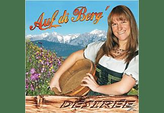 Desiree - Auf di Berg  - (CD)