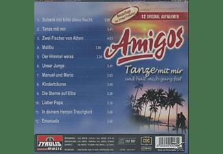 Die Amigos - Tanze Mit Mir und Halt Mich Ganz Fest  - (CD)