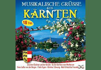 VARIOUS - Musikalische Grüße aus Kärnten  - (CD)