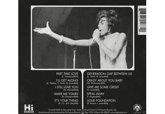 Ann Peebles - Part Time Love  - (CD)