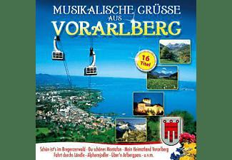 VARIOUS - Musikalische Grüße Aus Vorarlberg  - (CD)