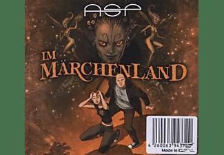 ASP - Wer Sonst?/im Märchenland (Double Feature Single)  - (Maxi Single CD Extra/Enhanced)