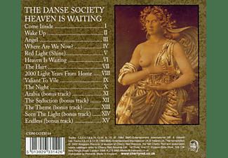 Danse Society - Heaven Is Waiting  - (CD)