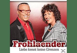 Frohländer - Liebe Kennt Keine Grenzen  - (CD)