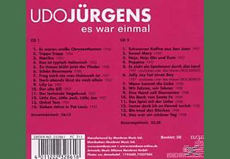 Udo Jürgens - Es war einmal...  - (CD)