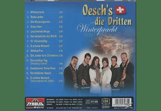 Oesch's Die Dritten - Winterpracht-Oesch's Die Dritten  - (CD)