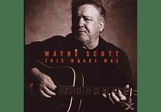 Wayne Scott - This Weary Way  - (CD)