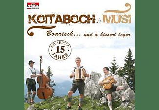 Koitaboch Musi - Boarisch...und a bisserl leger  - (CD)