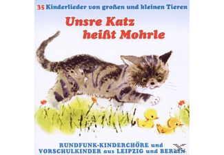 Rundfunk-kinderchor Berlin - Unsre Katz Heißt Mohrle  - (CD)