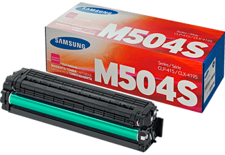 SAMSUNG CLT-M504S/ELS Magenta (CLT-M504S)