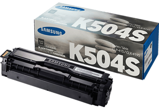 SAMSUNG CLT-K504 Original Toner Schwarz (CLT-K504S)