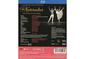 Mariinsky Ballet&orchestra - Der Nussknacker  - (Blu-ray)