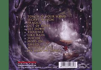 Imperia - Secret Passion  - (CD)