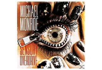 Michael Monroe - Sensory Overdrive  - (CD + DVD Video)