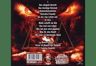 Kneipenterroristen - Das Jüngste Gericht (Ltd. Edition)  - (CD)