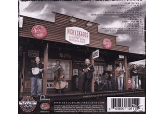 Ricky Skaggs - Country Hits Bluegrass Style  - (CD)