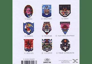 Apparat Organ Quartet - Polyfonia  - (CD)
