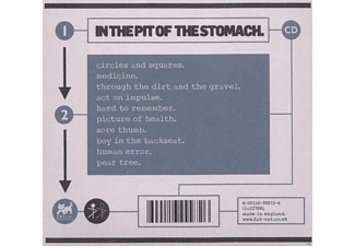 We Were Promised Jetpacks - In The Pit Of The Stomach  - (CD)