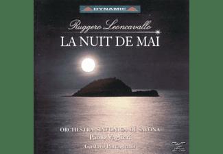 Gustavo Porta, Sinfonie -Orchester Savona - La Nuit de Mai  - (CD)