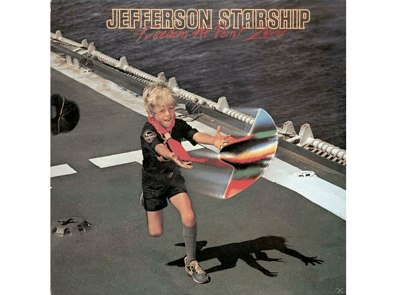 Jefferson Starship - Freedom At Point Zero (Lim.Collector's Edition) [CD]