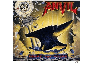 Anvil - Pound For Pound-ReRelease - (CD)