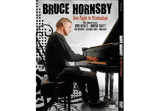 Bruce Hornsby - One Night In Manhattan  - (DVD)