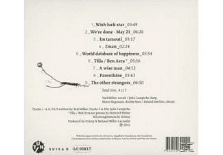 Orioxy - Other Strangers  - (CD)