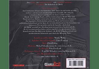 Ein Fall für die Rosen 01: Die Kathedrale der Macht  - (CD)