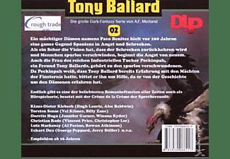 - Tony Ballard 02: Ein Dorf in Angst  - (CD)