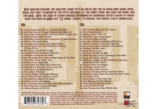 VARIOUS - New Orleans-Essential Collection  - (CD)