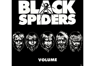 Black Spiders - Volume  - (CD + DVD Video)