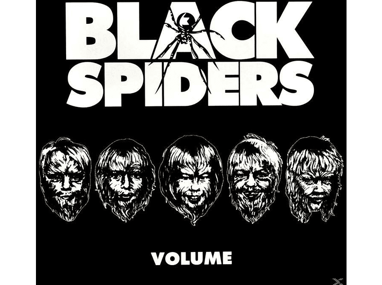 Black Spiders - Volume [CD + DVD Video]