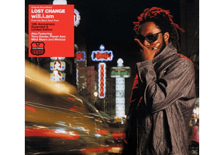 Will I Am - LOST CHANGE  - (CD)