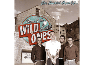 Marc & The Wild Ones - The Rockin' Beat Of...  - (CD)
